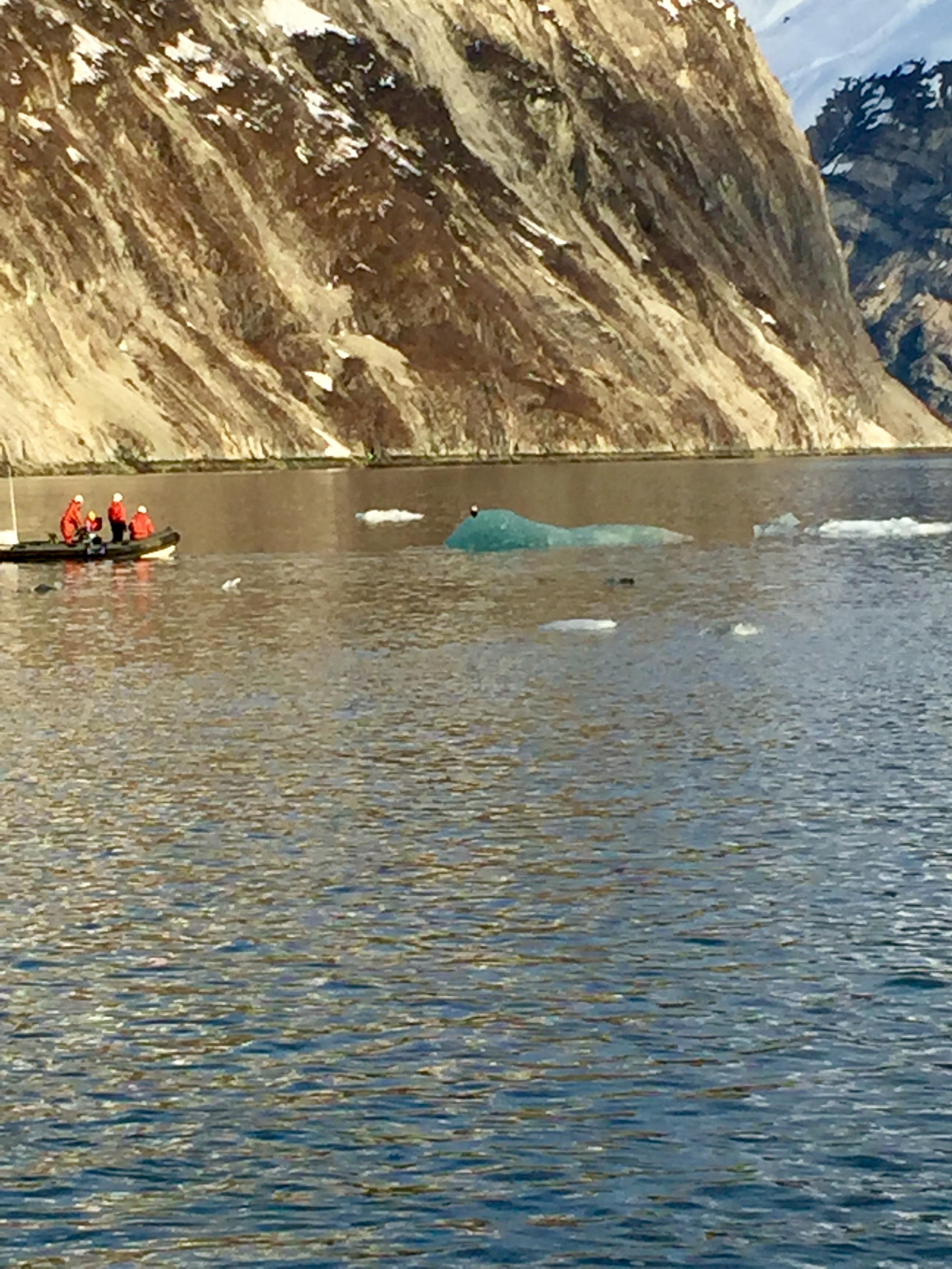 Qanuk Sitting on Iceberg large