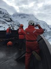 Taking Pics of Glacier large