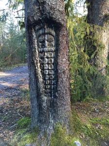 Tlingit Totem