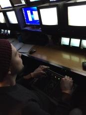 Matt pilots the Kraken 2