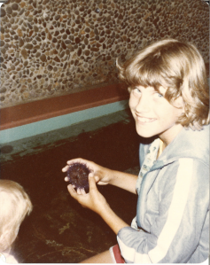 Julia with Sea Urchin copy
