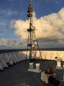 Meteorological Station on the Bow