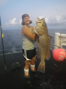 chrissy-with-enormous-grouper