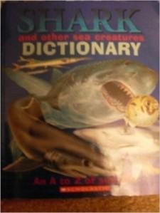 shark-dictionary