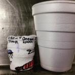 StyrofoamCup