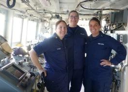 Oregon2 crew