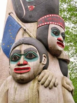 At Totem Heritage Center