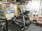 The gym!