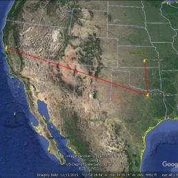 Flight Path to SF