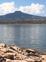 Abiquiu Lake and Cerro Perdernal, NM