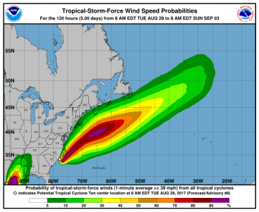 Potential Tropical Cyclone 10