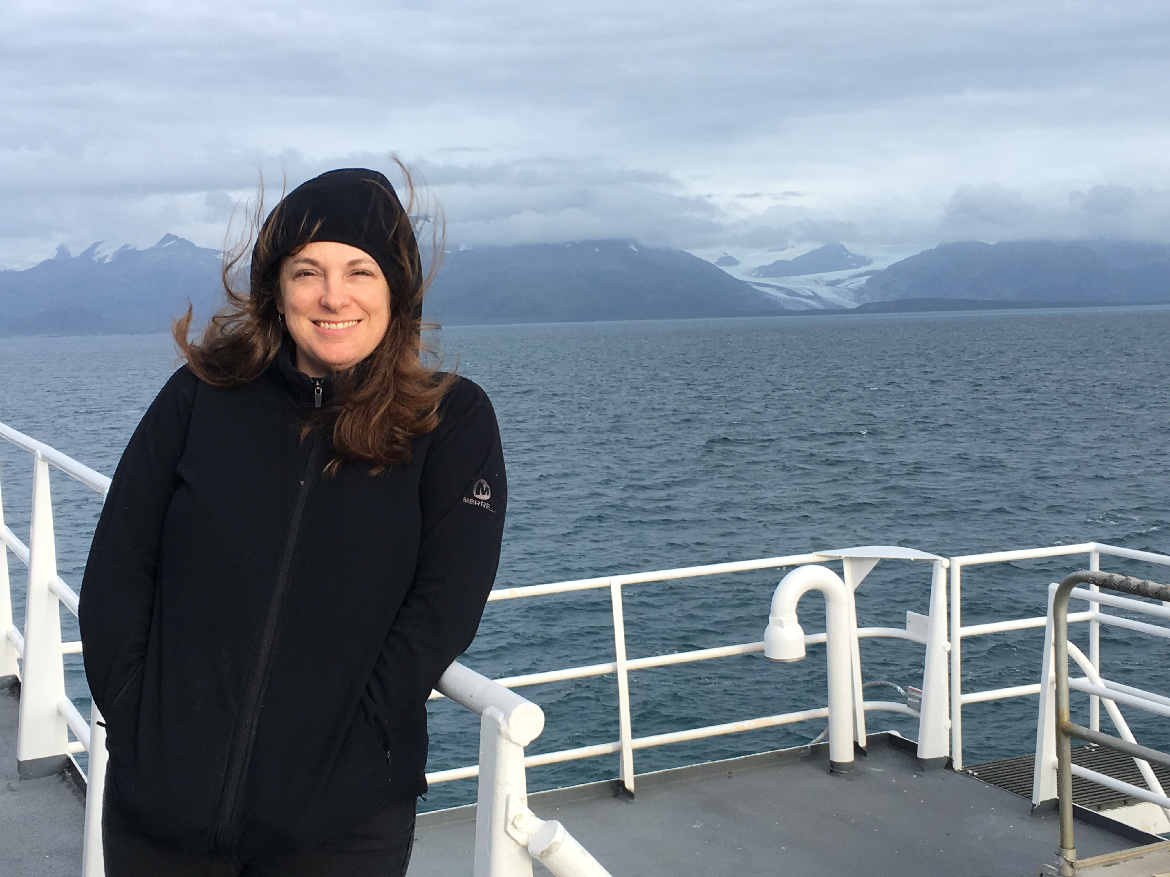 trawl net | NOAA Teacher at Sea Blog
