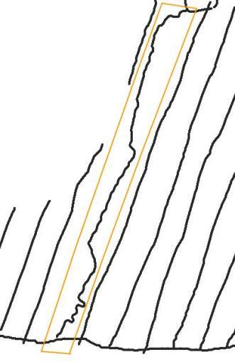 Ambar driving lines