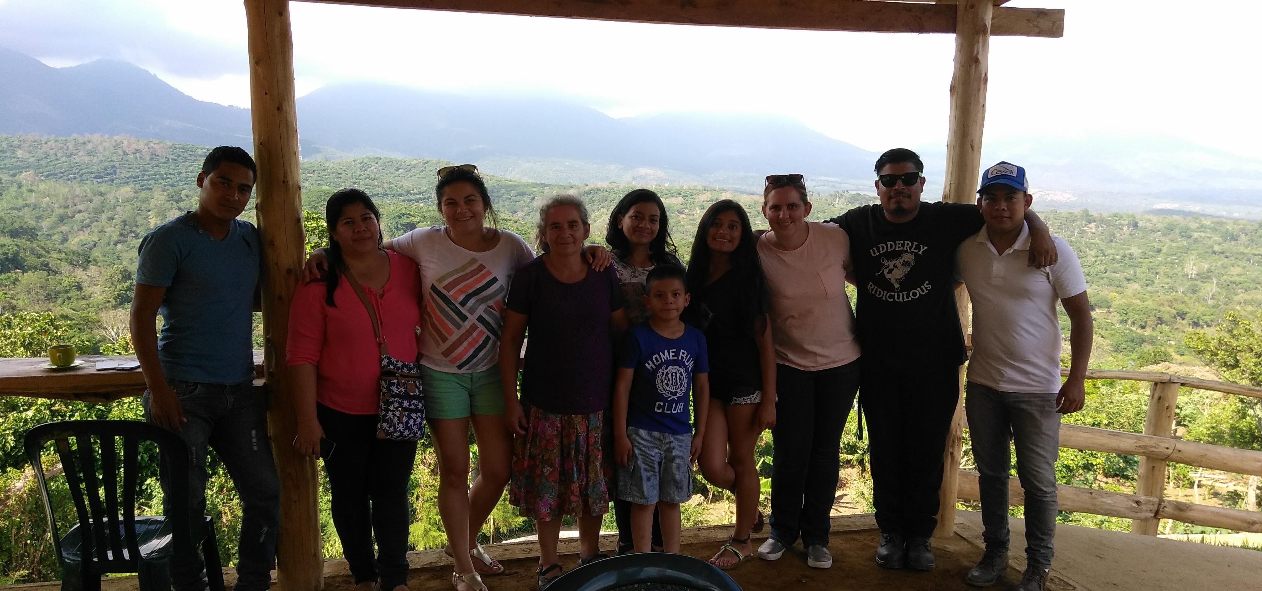 El Salvador group photo