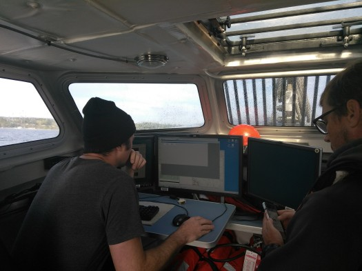 The HIC Checks Data Being Collected as the Launch Runs Patch Tests