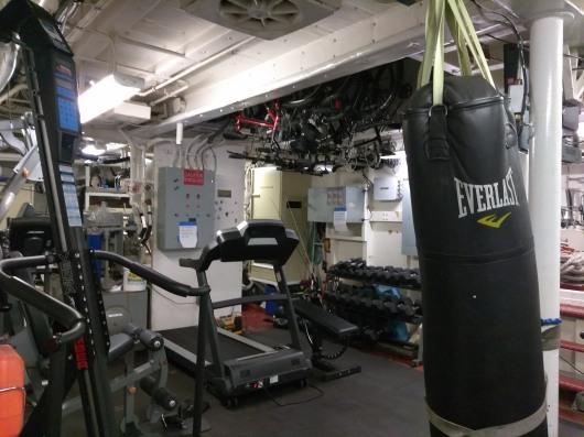 The Ship's Gym