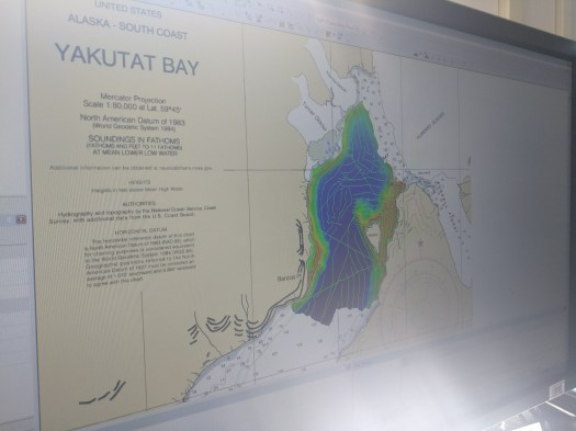 Bekah's sheet on Yakutat Bay project