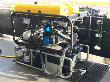 Mohawk, the Remotely Operated Vehicle