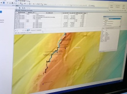 Determining ROV Dive Locations