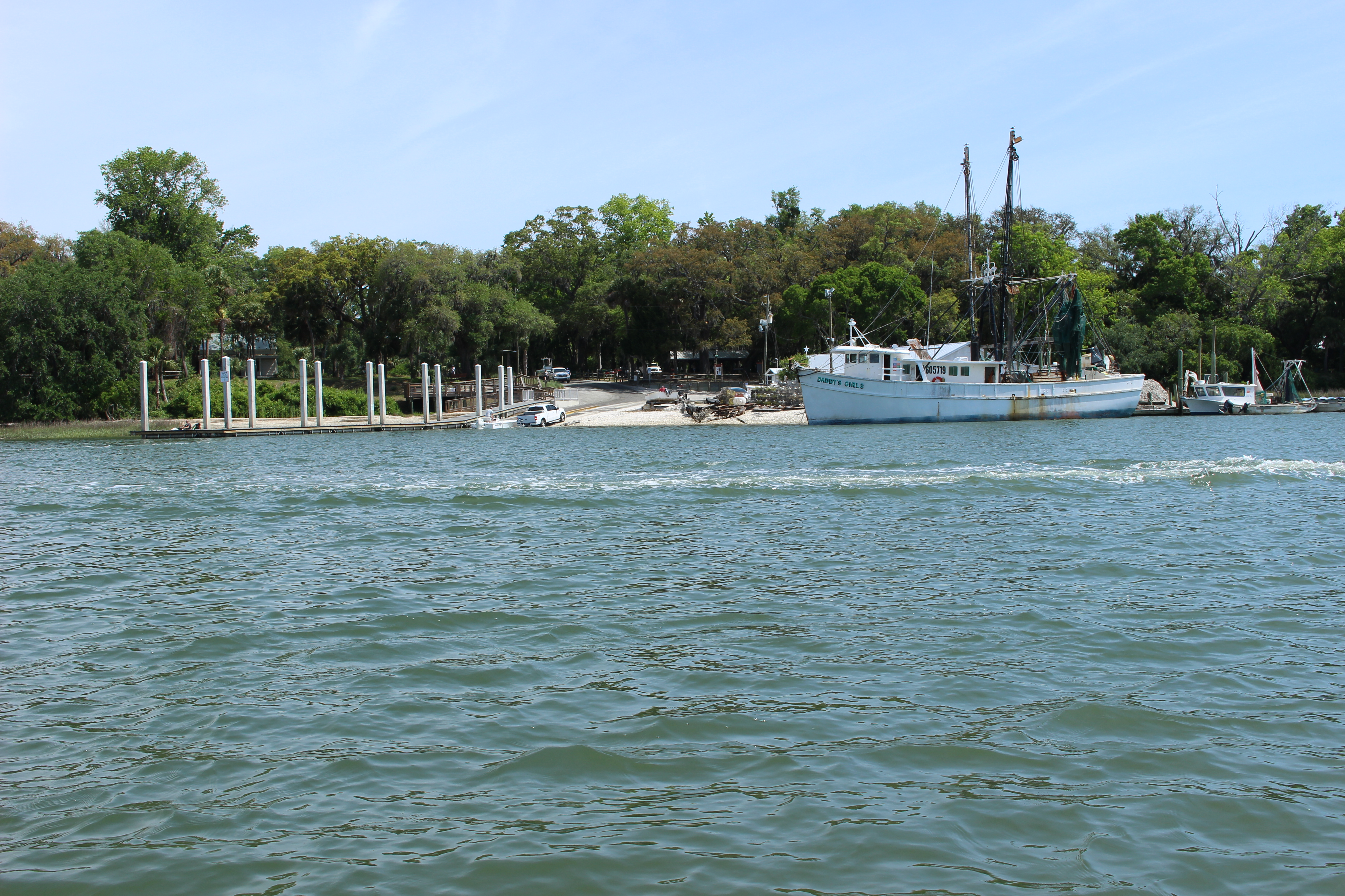 Bluffton, SC Oyster Factory Park
