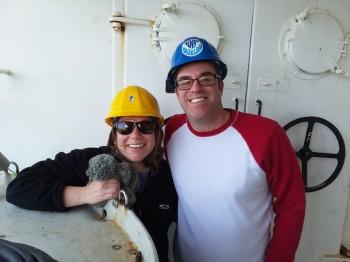 Scientist Liz and Me