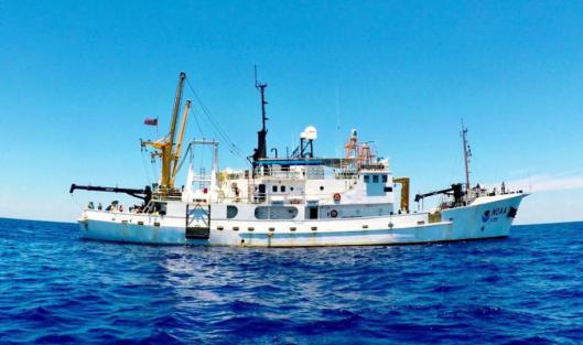 NOAA Ship Oregon II