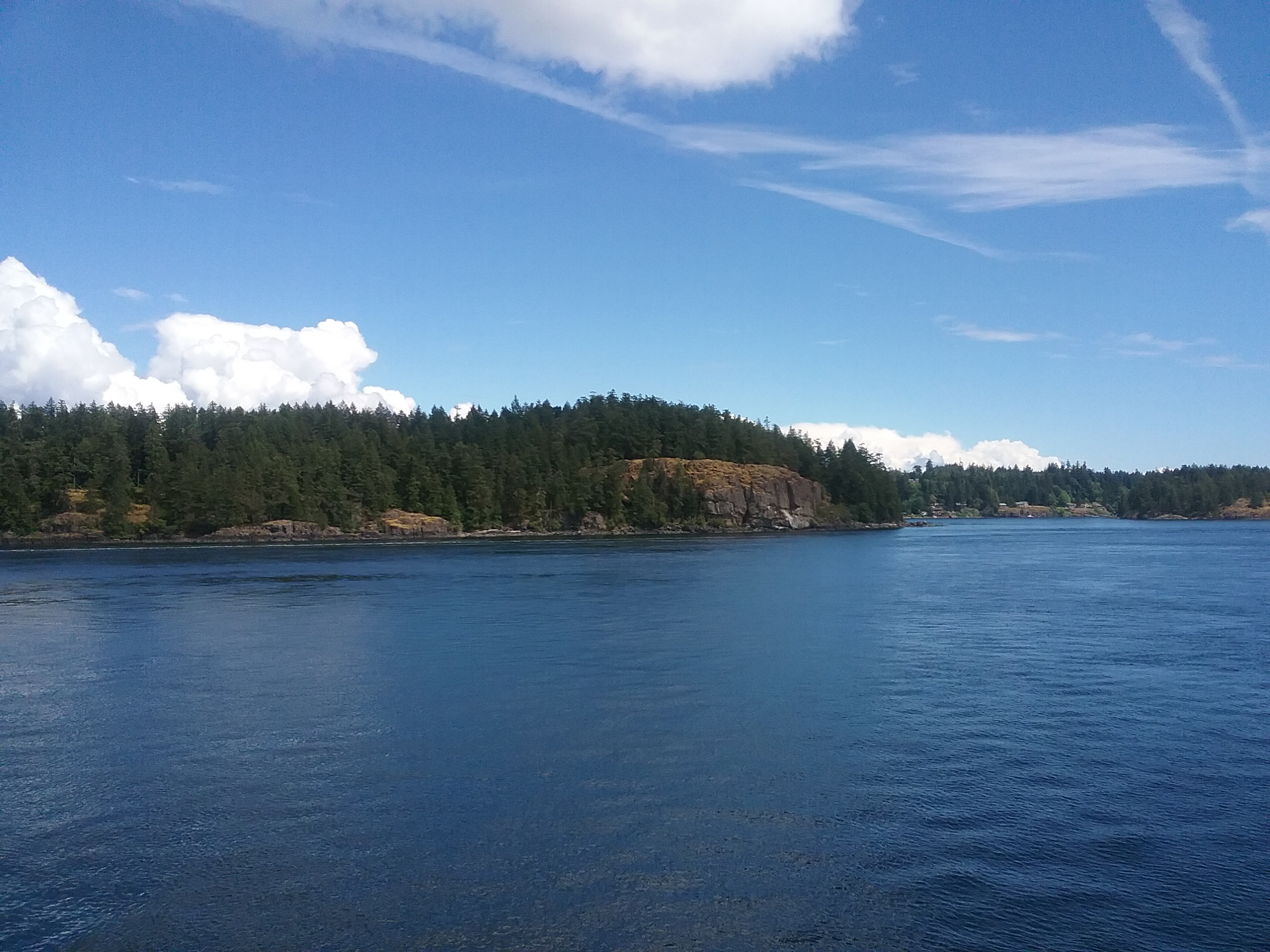 Inside Passage by Seymour Narrows