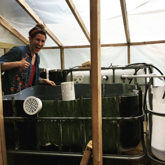 AP Environmental Science Teacher Colleen Henegan