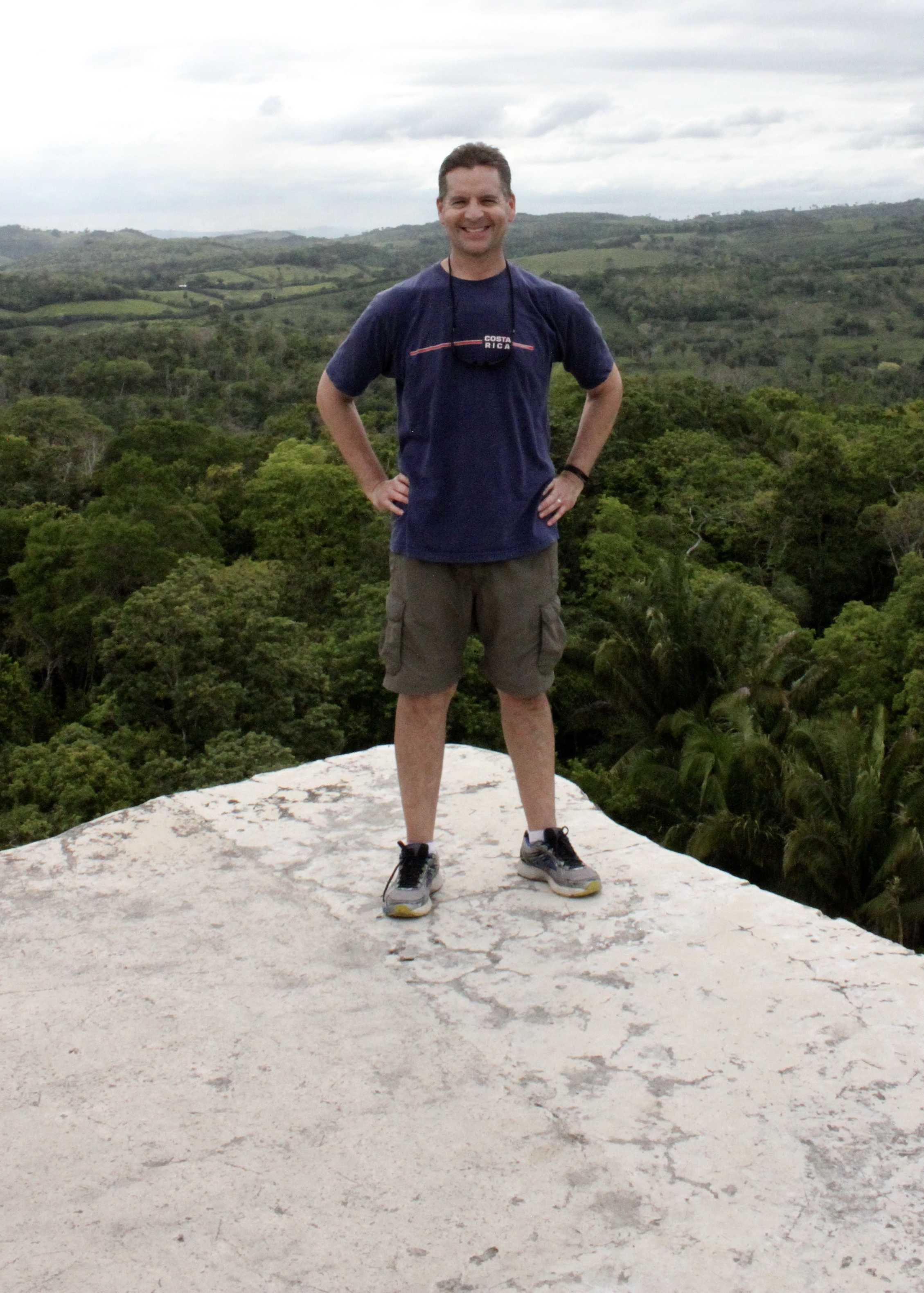 TAS David Knight in Belize