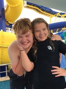 MacKenzie and Julianna