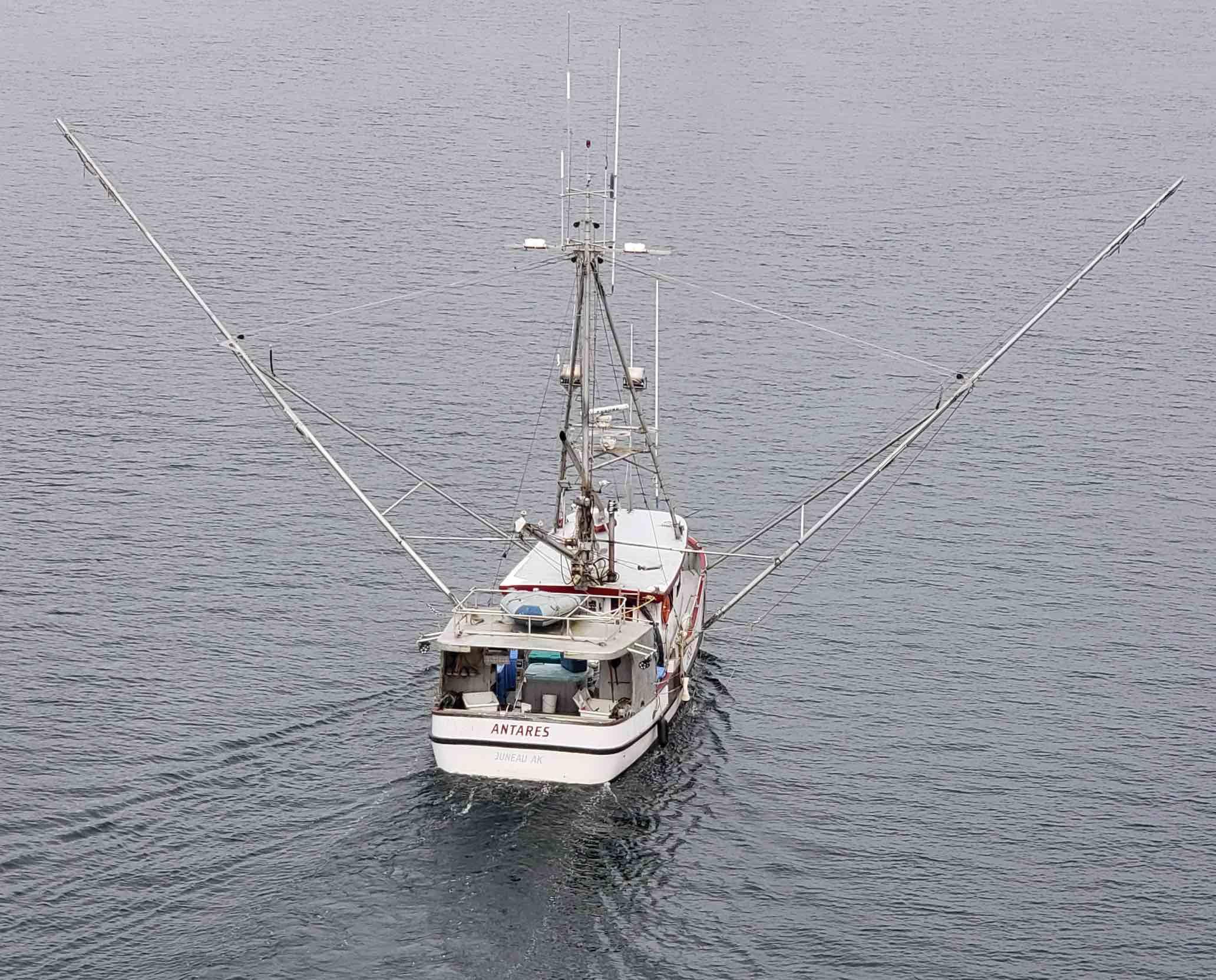 Long Line Boat