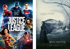 Justice League and Winchester
