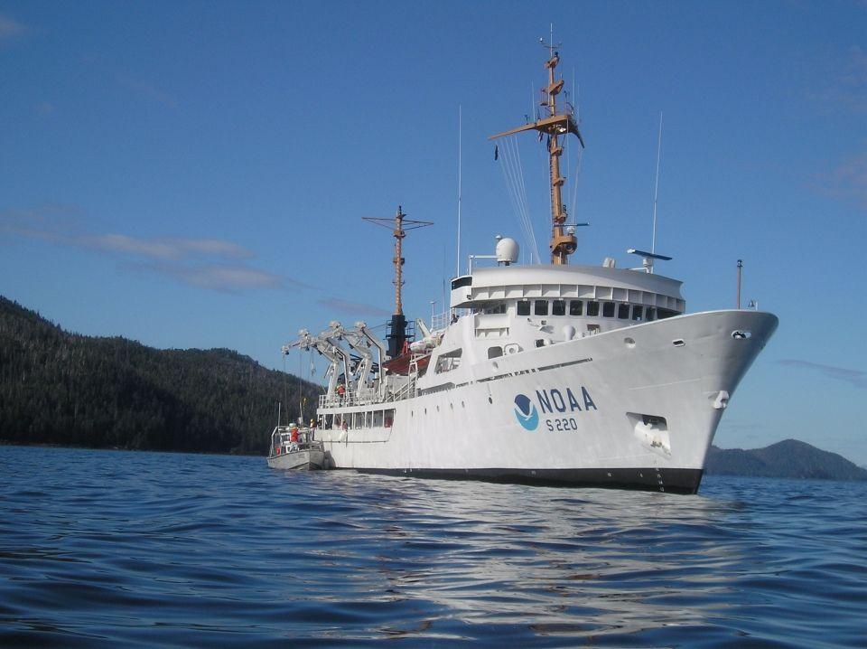 NOAA Ship Fairweather