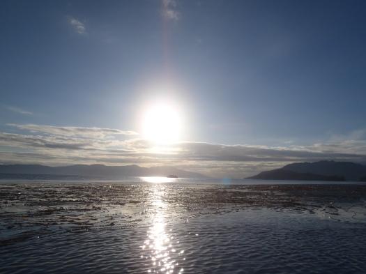 Holkham Bay Sunset