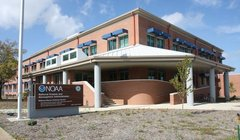 NOAA Lab in Pascagoula, MS
