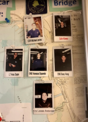 pictures of NOAA Corps Officers