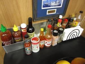 Sauce collection 1 on Oregon II