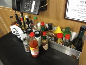 Sauce collection 2 on Oregon II