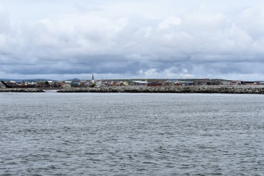 The City of Nome from NOAA Ship Fairweather