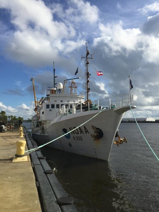 photo 1 - Oregon II at dock