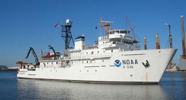 NOAA Ship Gordon Gunter