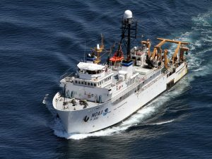NOAA Ship Gordon Gunter.