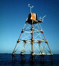 Molasses buoy