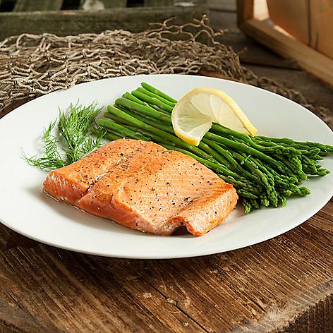 Salmon isn't native to Minnesota!