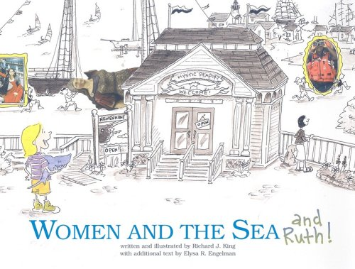 A children's book about women at sea