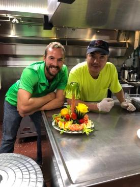 Chef Arnold