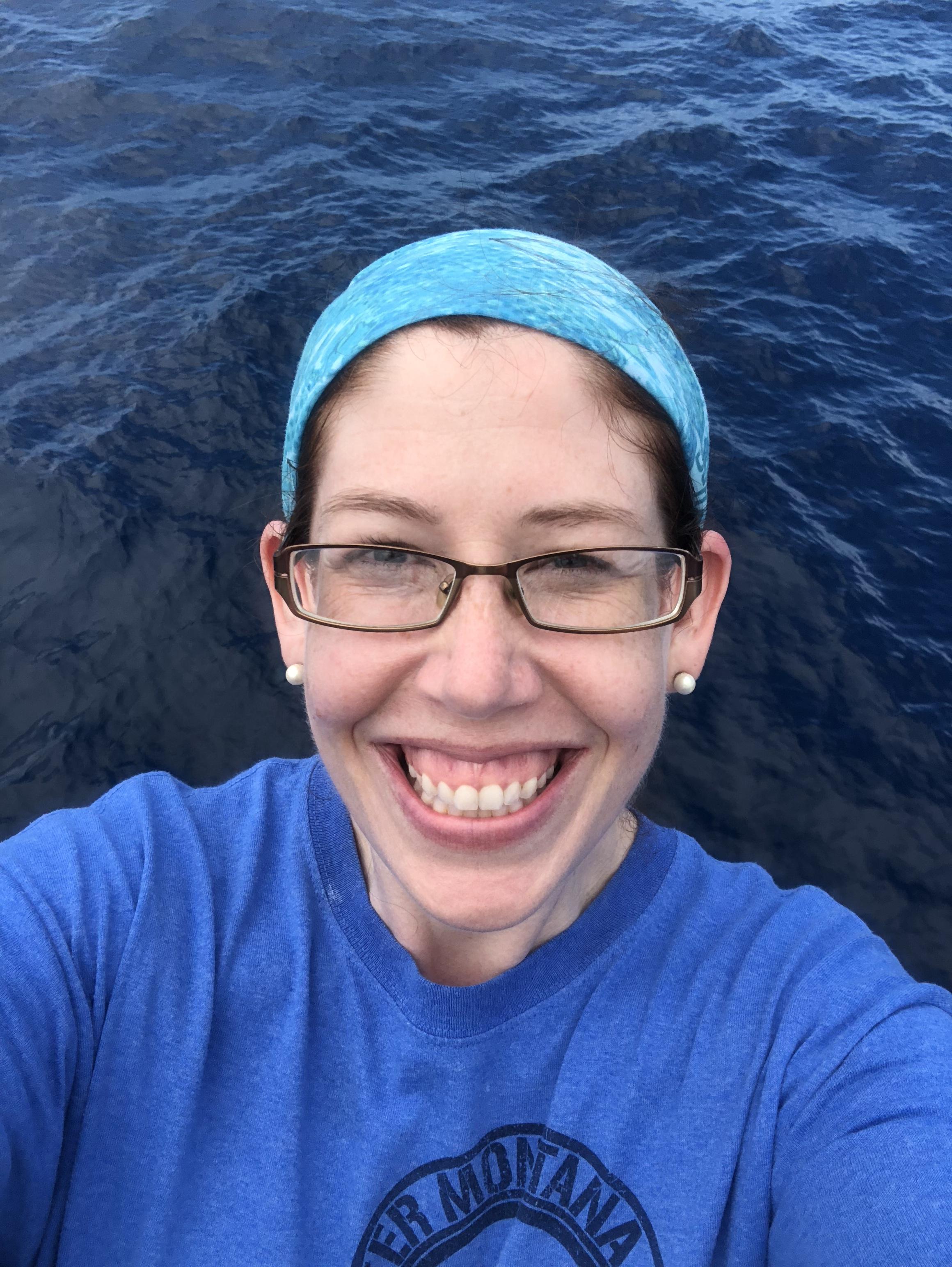 Shark Red Snapper Longline Survey Leg 2 Noaa Teacher At Sea Blog