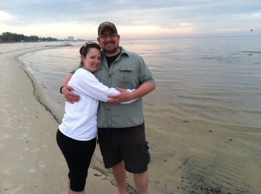 Mark and Kristin Gulf