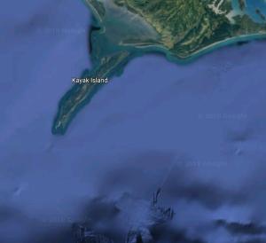 Kayak Island Alaska