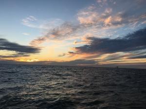 Last sunset
